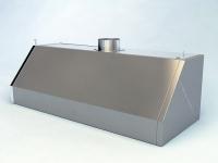 Зонт вентиляционный ЗВН-1/700/2000