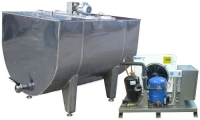 Ванна охлаждения ИПКС-024-2000-3(Н) без холодильного агрегата