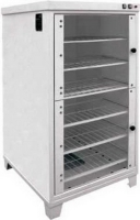 Шкаф расстоечный электрический (с металлическими дверцами) ШРЭ 2.1 (в обрешетке)