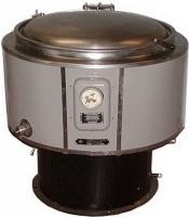 Котел пищеварочный электрический типа КПЭ-160  ( с пультом управ)