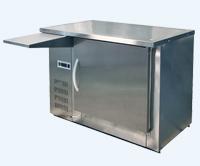 Прилавок холодильный среднетемпературный ПХС-1-0,300-1/ охлаждаемый стол (нерж)