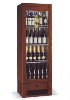 Шкаф винный стат. дерев. Easy Wine темный орех