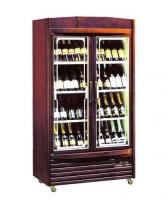 Шкаф винный Tecfrigo Bodega 800 1-4TV темный орех