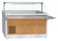 Прилавок холодильный ПВВ(Н)-70Х-01-НШ