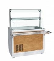 Прилавок холодильный ПВВ(Н)-70Х-02-НШ
