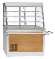 Прилавок-витрина холодильный ПВВ(Н)-70Х-С-02-НШ