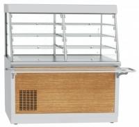 Прилавок-витрина холодильный ПВВ(Н)-70Х-С-03-НШ