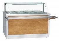 Электрический мармит кухонный 2-х блюд ЭМК-70Х-01