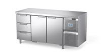 Стол холодильный СТХ 2/1670 с ящиками