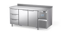 Стол холодильный СТХ 3/1670 с ящиками