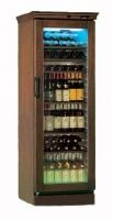 Шкаф винный Tecfrigo Cantineta Glass Lux темный орех