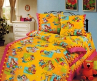 Комплект детского постельного белья — бязь ГОСТ Самойловская (самтекс)