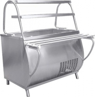 Прилавок холодильный ПВВ(Н)-70М-НШ