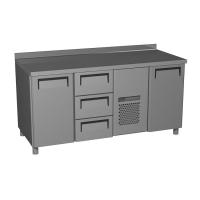 Стол холодильный Полюс 3GN/NT 131