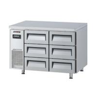 Стол холодильный Turbo air KUR12-3D-6