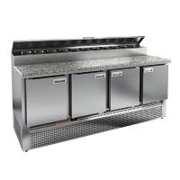 Холодильный стол Hicold PZE2-1111/GN (1/6H) камень