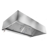 Зонт пристенный вытяжной коробчатый Техно-ТТ МВО-1,2МСВ-1,5ПК