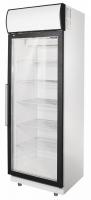 Холодильник, стеклянная дверь, замок DM105-S
