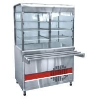 Прилавок-витрина холодильный ПВВ-70КМ-С-01-НШ