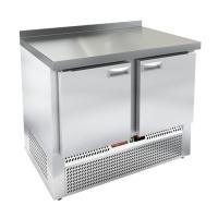 Холодильный стол Hicold GNE 11/BT W