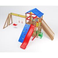 Детский игровой комплекс для старшей возрастной группы №3