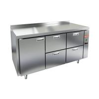 Холодильный стол Hicold SN 122/BT P