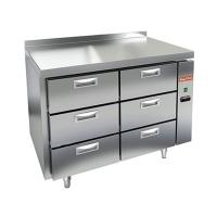 Холодильный стол Hicold SN 33/BT P