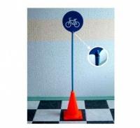 Стойка для дорожного знака