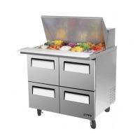 Стол для сбора сэндвичей Turbo air FMU-36-2D-4