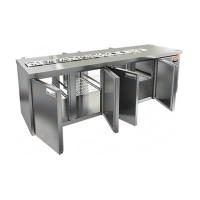 Стол для салатов HICOLD SL2T-1111/GN (1/6)