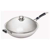 """Сковорода """"Wok"""" STARFOOD d 36 см+Крышка для сковороды """"Wok"""""""