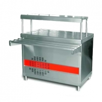 ПВВ(Н)-70КМ-01-НШ (Аста): Прилавок холодильный