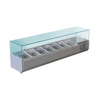 Витрина холодильная Koreco VRX 1500-380 (395II)