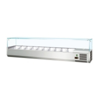 Витрина холодильная Koreco VRX 2000-380 (395II)