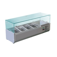 Витрина холодильная Koreco VRX 955-380