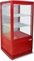 Витрина холодильная барная «Convito» RT58L-1 Red