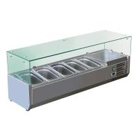 Холодильная витрина GASTRORAG VRX 1200/330