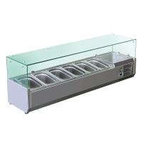 Холодильная витрина GASTRORAG VRX 1500/380