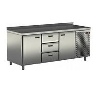 Стол холодильный Cryspi СШС-3,2 GN-1850