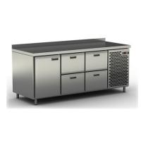 Стол холодильный Cryspi СШС-4,1 GN-1850
