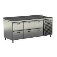 Стол холодильный Cryspi СШС-6,0-1850