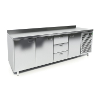 Стол охлаждаемый Cryspi СШС-3,3 GN-2300
