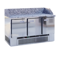 Стол холодильный для пиццы Cryspi СШС-0,3 GN-1500 NDGBS