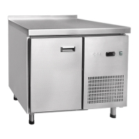 Стол охлаждаемый среднетемпературный гастронормированный Абат СХС-70