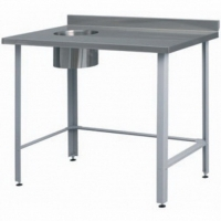 Стол для сбора отходов СРО-3/1500/800-Ц