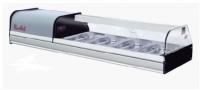 Холодильная витрина Movilfrit VECI-4 silver