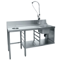 Стол для посудомоечной машины СПМП-6-7