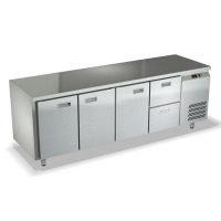Стол холодильный центральный Техно-ТТ СПБ/О-122/32-2207