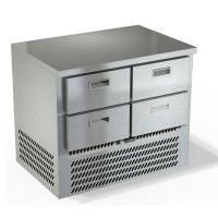 Стол холодильный центральный Техно-ТТ СПН/О-123/04-1006