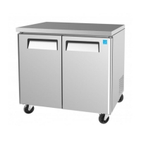 Стол морозильный Turbo air FUF-36